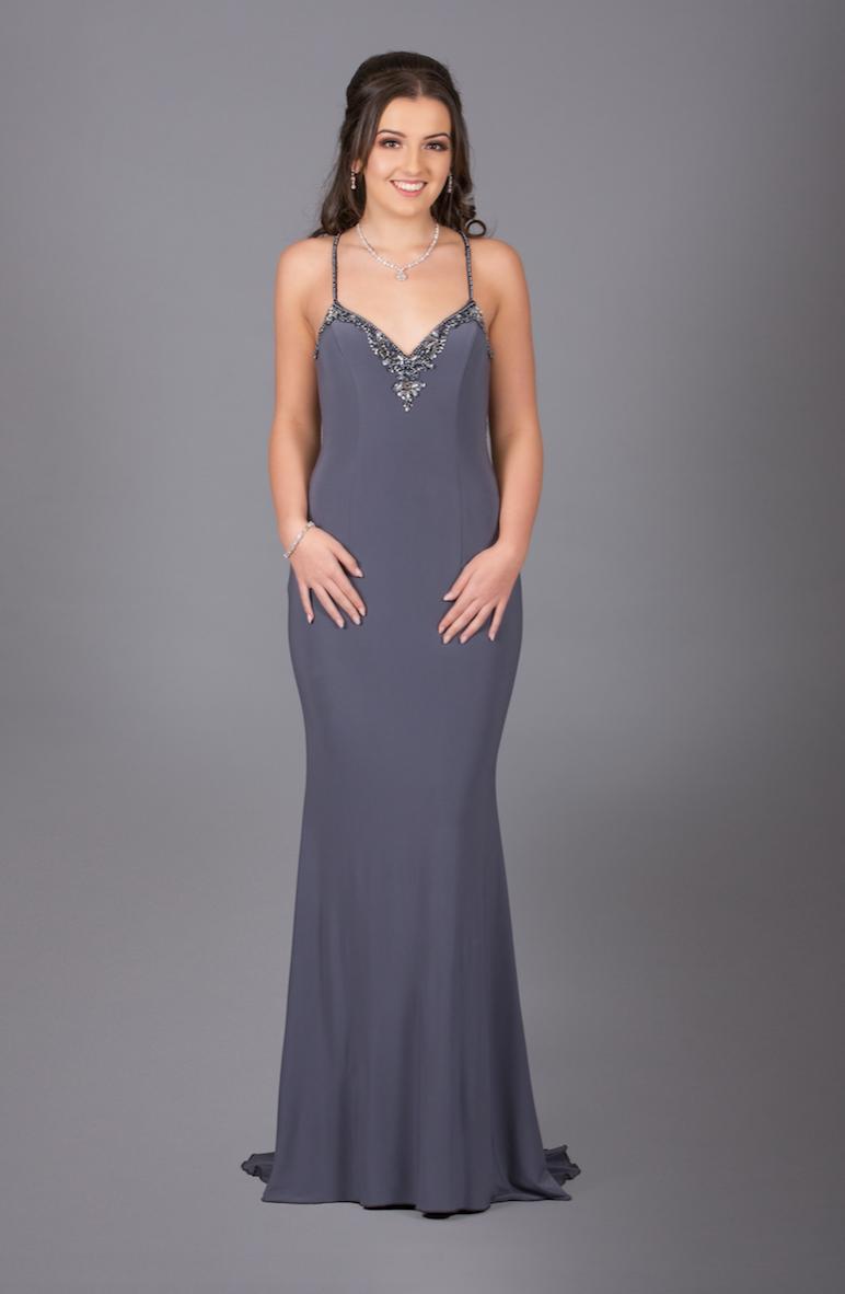 Hermosa Vestidos De Dama De Debs Ideas Ornamento Elaboración ...